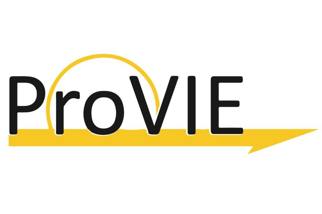 Logo des Netzwerkes ProVIE