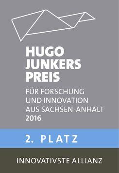 Urkundenentwurf vom 2. Platz 2016