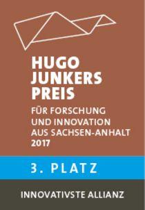 Urkundenentwurf vom 3. Platz 2017