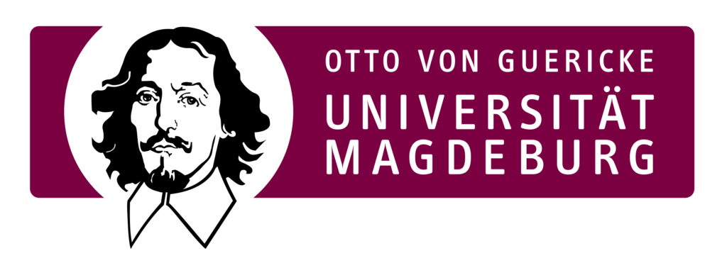 Logo of the Otto von Guericke University Magdeburg