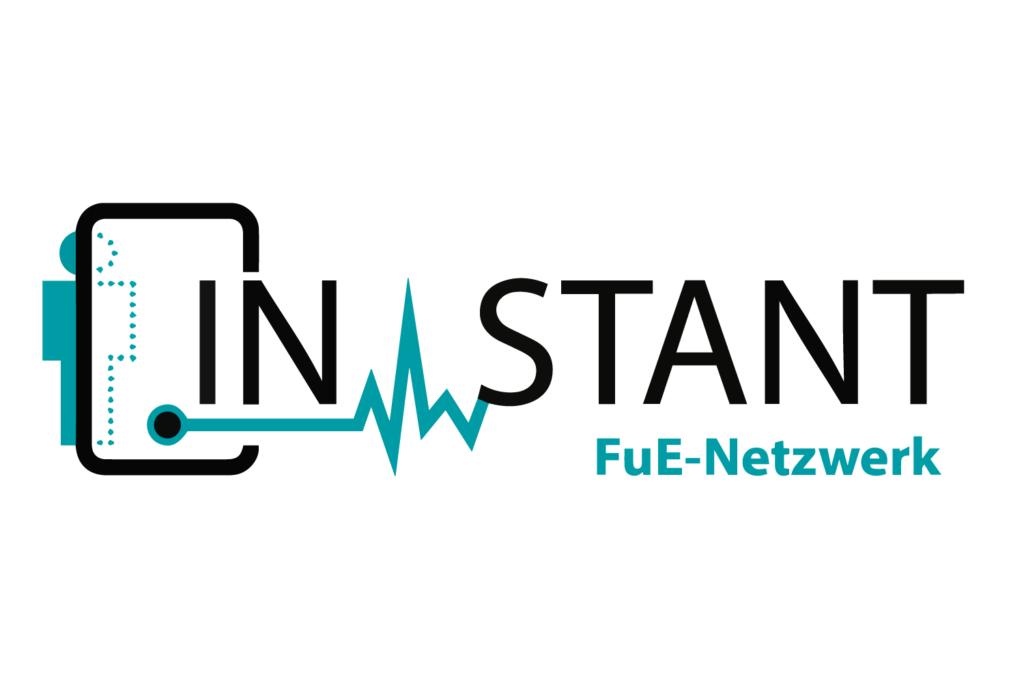 Logo des Netzwerkes INSTANT