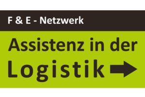 Logo des Netzwerkes Assistenz in der Logistik