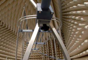 EMV-Halle in der Experimentellen Fabrik © Lehrstuhl EMV der OVGU Magdeburg