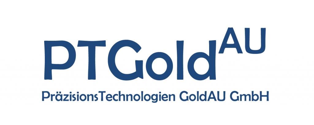 Logo der PTG PräzisionsTechnologienGoldAU GmbH
