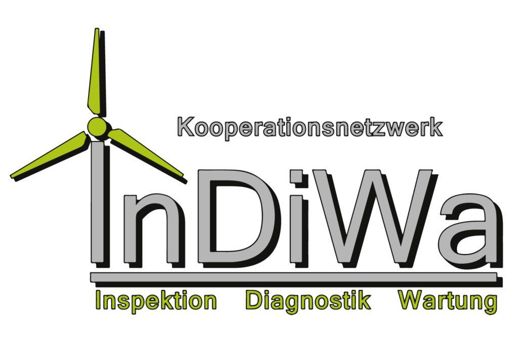 Logo des InDiWa Netzwerkes