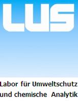Logo der LUS GmbH Labor für Umweltschutz und chemische Analytik