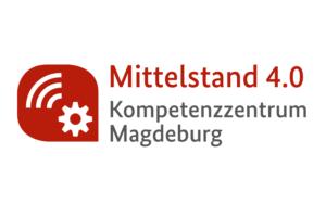 Logo des Mittelstandskompetenzzentrums 4.0 Magdeburg