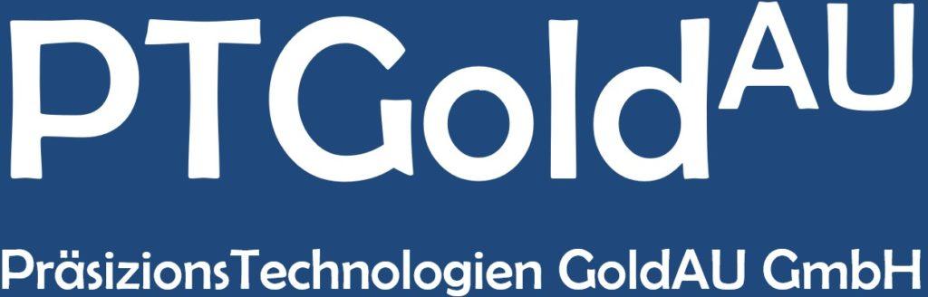 Logo der PTG PräzisionsTechnologien GoldAU GmbH