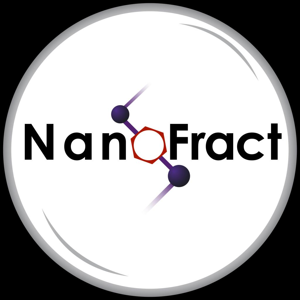 Logo der NanoFract UG (haftungsbeschränkt)